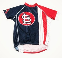 St. Louis Cardinals V2 Men's Cycling Jersey