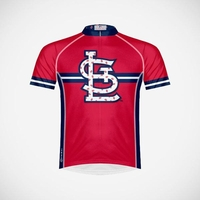 St. Louis Cardinals Men's Cycling Jersey [discontinued]