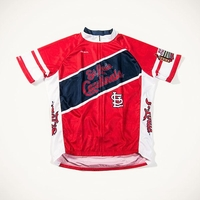 St. Louis Cardinals V3 Men's Cycling Jersey