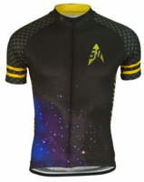 [DISCONTINUED] Star Trek 50th Anniversary Men's Cycling Jersey