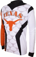 [DISCONTINUED] Texas Longhorns Long Sleeved Bike Jersey