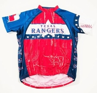 Texas Rangers Men's Cycling Jersey