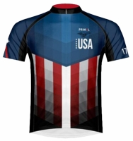 The American Patriot Cycling Jersey