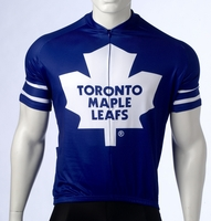 Toronto Maple Leaves Cycling Jersey