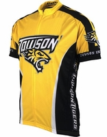 [DISCONTINUED] Towson Tigers Cycling Jersey
