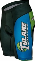 Tulane Green Wave Cycling Shorts