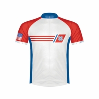 U.S. Coast Guard Vintage Cycling Jersey