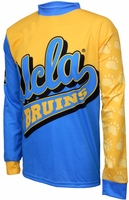 [DISCONTINUED] UCLA Bruins Long Sleeved Bike Jersey