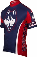 [DISCONTINUED] UCONN University of Connecticut Cycling Jersey