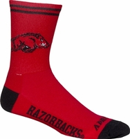 Arkansas Cycing Socks