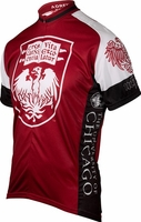 [DISCONTINUED] University of Chicago Cycling Jersey