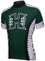 [DISCONTINUED] University of Hawaii Cycling Jersey Free Shipping