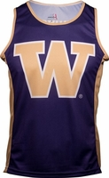 University of Washington Huskies Running Singlet