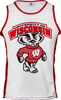 University of Wisconsin Badgers Running Singlet