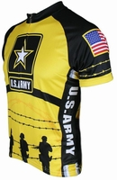 US Army Soldiers Cycling Jersey