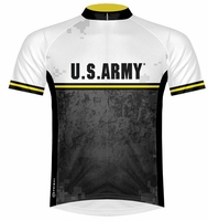 US Army Strength Cycling Jersey
