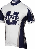 [DISCONTINUED] Utah State Aggies Cycling Jersey