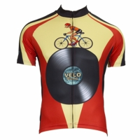 Velo Records Cycling Jersey