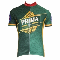 Victory Brewing Prima Pils Men's Short Sleeve Cycling Jersey
