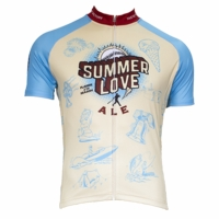 Victory Brewing Summer Love Men's Short Sleeve Cycling Jersey