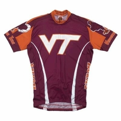 Virginia Tech Cycling Gear