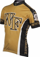 [DISCONTINUED] Wake Forest Demon Deacons Cycling Jersey