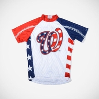 Washington Nationals Men's Cycling Jersey