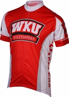 [DISCONTINUED] Western Kentucky Hilltoppers Cycling Jersey