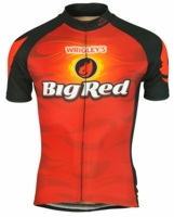 Wrigley's Big Red Men's Cycling Jersey