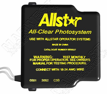 Allstar 108994 All Clear Photo System Replacement I-Beams - Model 108994