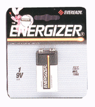 Eveready 9 Volt Replacement Garage Door Opener Battery - Model 9VOLT