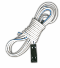 Genie 20302R Replacement Plug and Wire for Safety Sensors - Part # 20302R