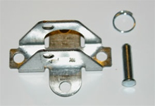 Header Bracket for Square Rail Units