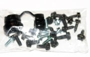 LiftMaster 41A2825 Opener Assembly, Hardware Kit (includes screws not designated by a number in illustration)