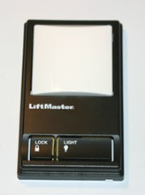 LiftMaster 41C494 Soft Glow multi-function wall control panel - 2 Wire - Model 41C494