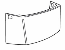 Linear 220918 - LSO Lens Cover (Fits Both Ends)