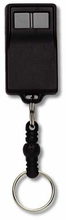 Linear ACT-22B 3-Channel Block Coded Key Ring Garage Door Opener Transmitter