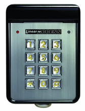 Linear AM-KP Exterior Wired Keypad - Model AM-KP