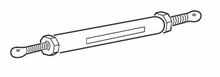 Linear HAE00013 - HCT Turnbuckle Assembly