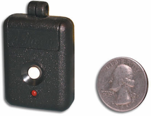 """Linear LB """"Ladybug"""" 1-Channel Key Ring Garage Door Transmitter (also know as MINI-T)"""