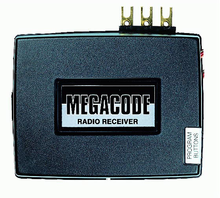 Linear MDRM Single-channel Internal Receiver w/Solid State Ouput