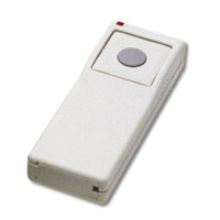 Linear Wireless Security 2-Button, 3-Channel Handheld Transmitter TX-91