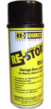 Re-Source Re-Store All Purpose Spray Lubricant for Garage Door Openers LBR - Model LBR