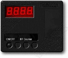 Remocon Frequency Counter - Model FREQCOUNT