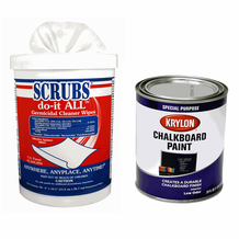 Chalkboard Cleaners & Paints