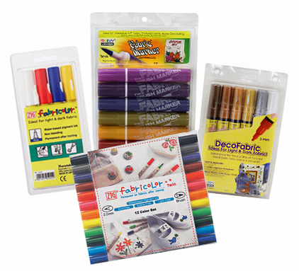 Fabric Marker Sets