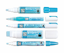 Glue Markers