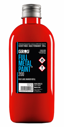 GROG Full Metal Paint 200