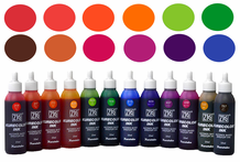 Zig Kurecolor Ink Brilliant Colors Set of 12