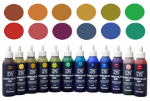 Zig Kurecolor Ink Dull Colors Set of 12